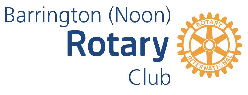 Barrington Noon Rotary